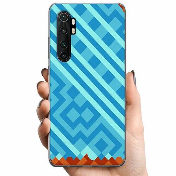 Xiaomi Mi Note 10 Lite TPU Mobilskal Ancient Game Tile