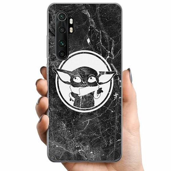 Xiaomi Mi Note 10 Lite TPU Mobilskal Baby Yoda