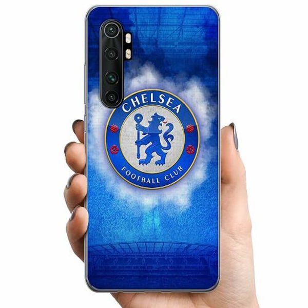 Xiaomi Mi Note 10 Lite TPU Mobilskal Chelsea