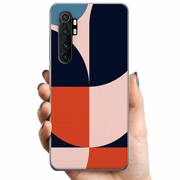 Xiaomi Mi Note 10 Lite TPU Mobilskal Famous Artistry-ish