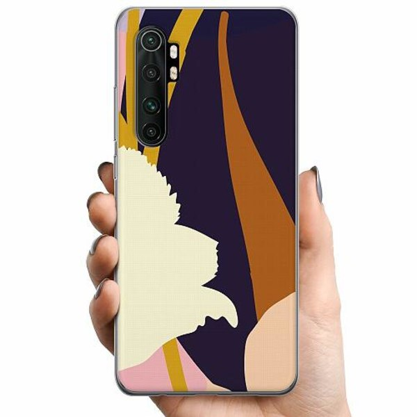 Xiaomi Mi Note 10 Lite TPU Mobilskal Guess Which
