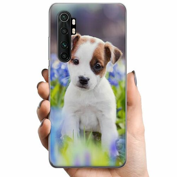 Xiaomi Mi Note 10 Lite TPU Mobilskal Hund