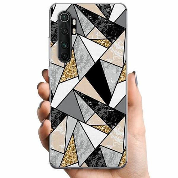 Xiaomi Mi Note 10 Lite TPU Mobilskal Mönster