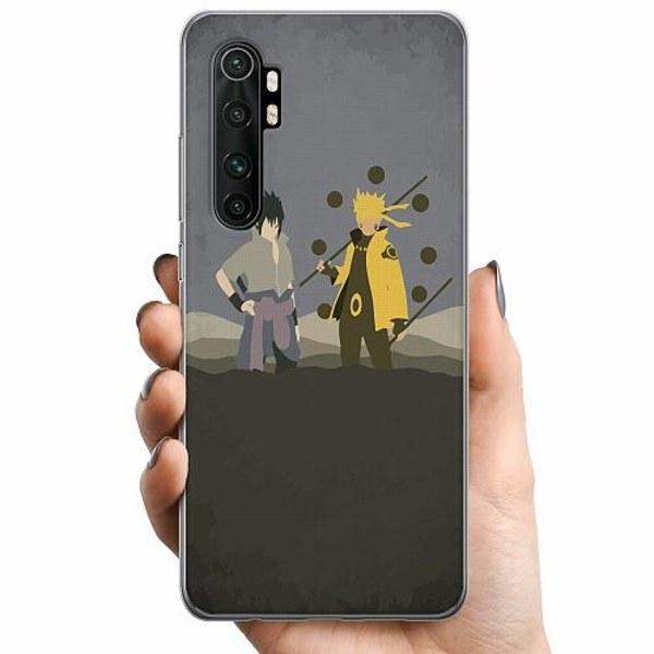 Xiaomi Mi Note 10 Lite TPU Mobilskal Naruto