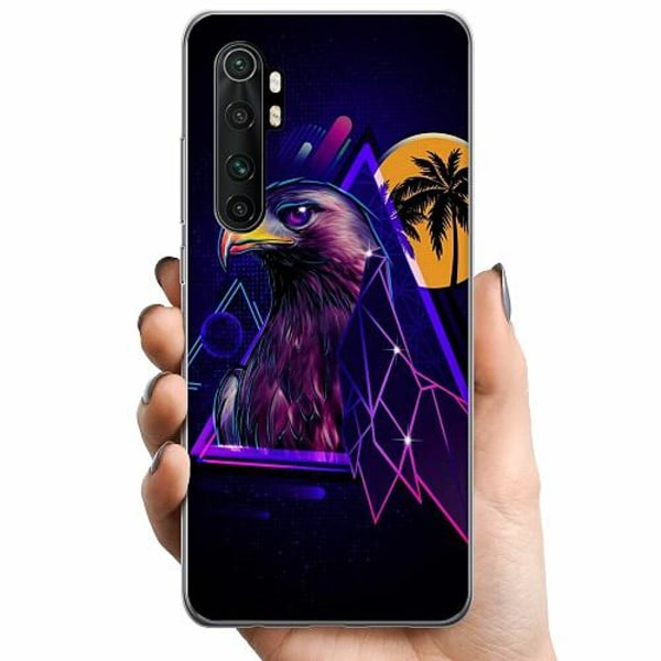 Xiaomi Mi Note 10 Lite TPU Mobilskal Örn