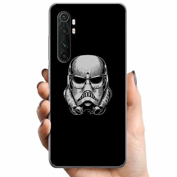 Xiaomi Mi Note 10 Lite TPU Mobilskal Stormtrooper