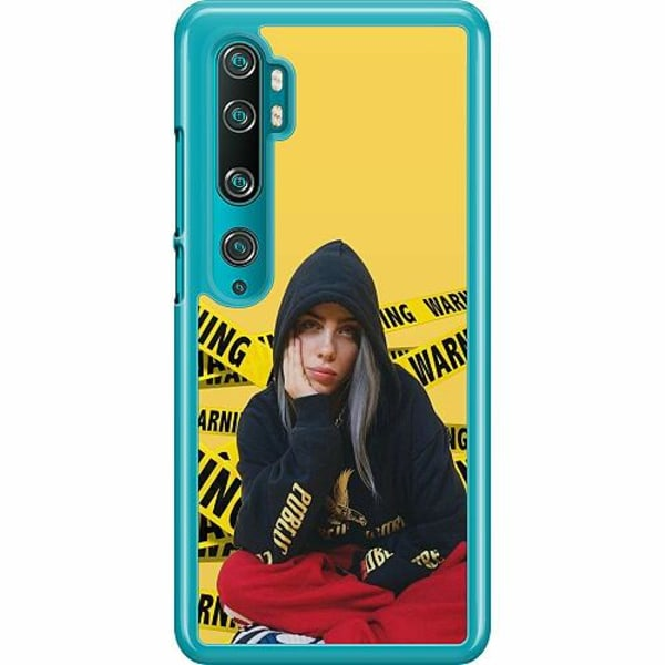 Xiaomi Mi Note 10 Pro Hard Case (Transparent) Billie Eilish 2021