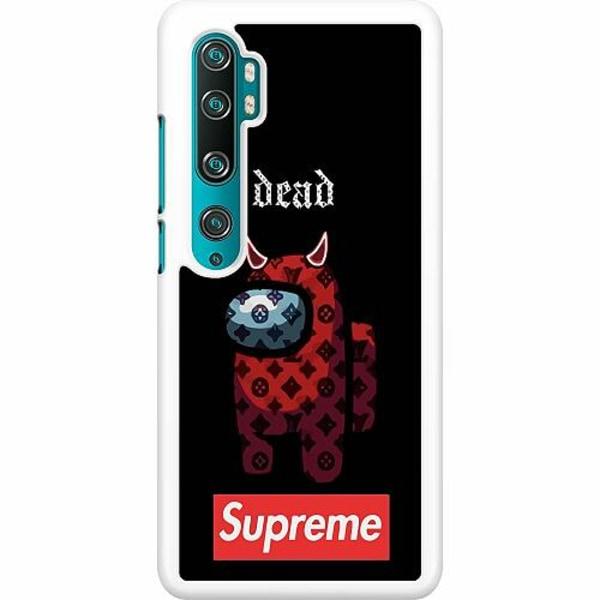 Xiaomi Mi Note 10 Pro Hard Case (Vit) Among Us 2021