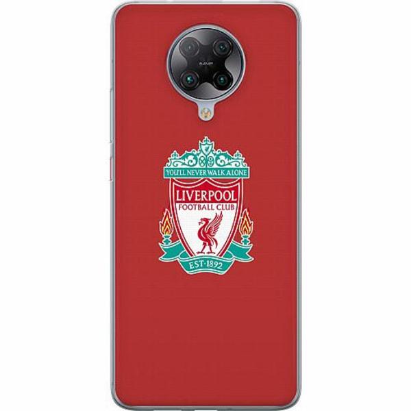 Xiaomi Poco F2 Pro Thin Case Liverpool L.F.C.