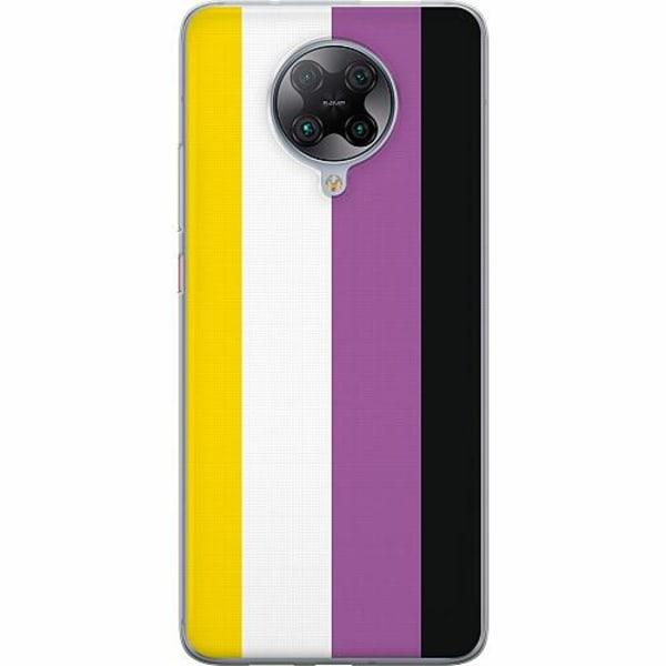 Xiaomi Poco F2 Pro Thin Case Pride - Non-Binary