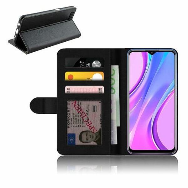 Xiaomi Redmi 9 Plånboksfodral Statement