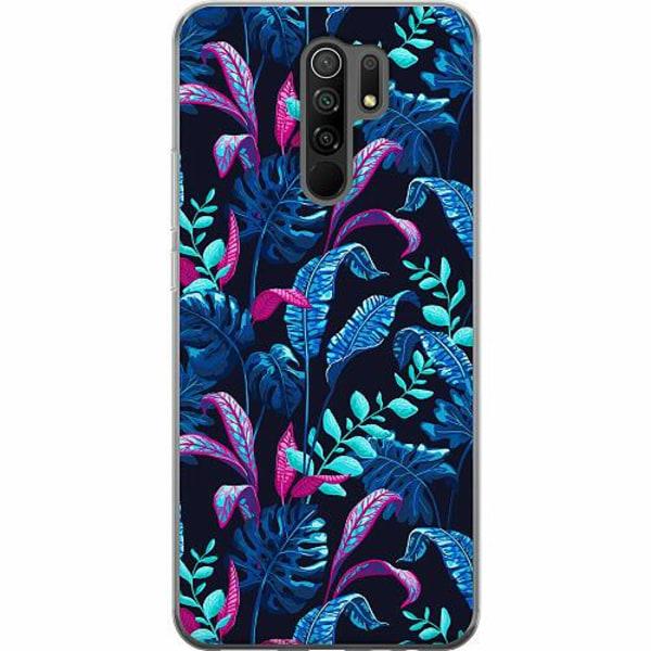 Xiaomi Redmi 9 Mjukt skal - Fairy Forest