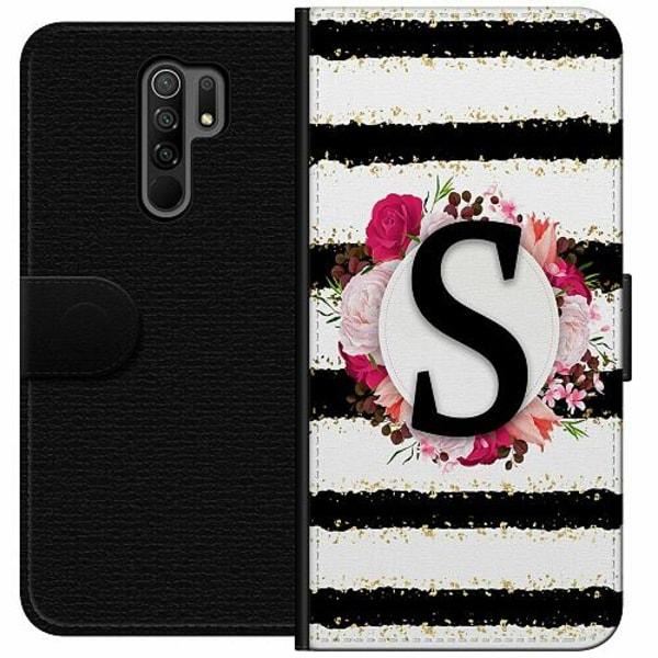 Xiaomi Redmi 9 Wallet Case S