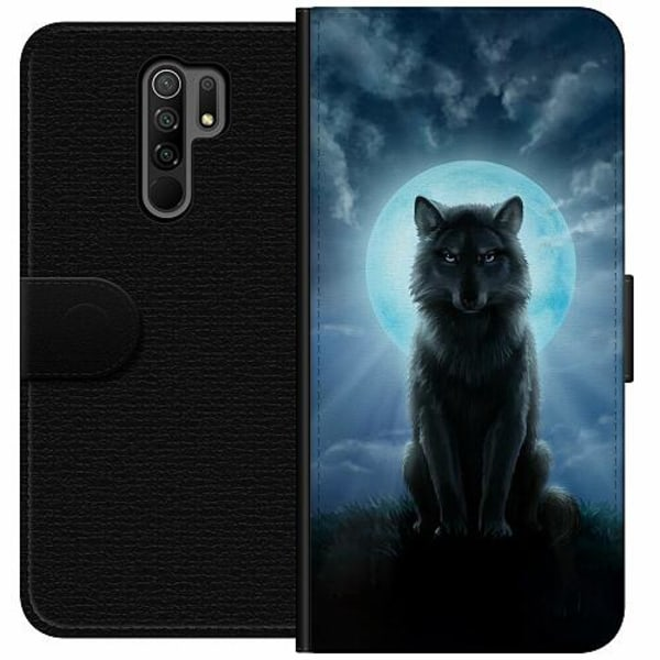 Xiaomi Redmi 9 Wallet Case Varg