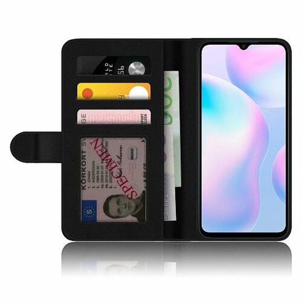 Xiaomi Redmi 9A Fodralskal Billie Eilish 2021