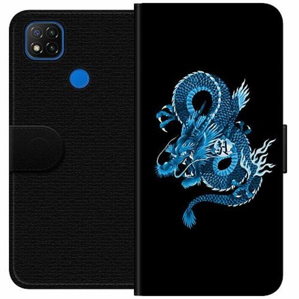 Xiaomi Redmi 9C Wallet Case Drake
