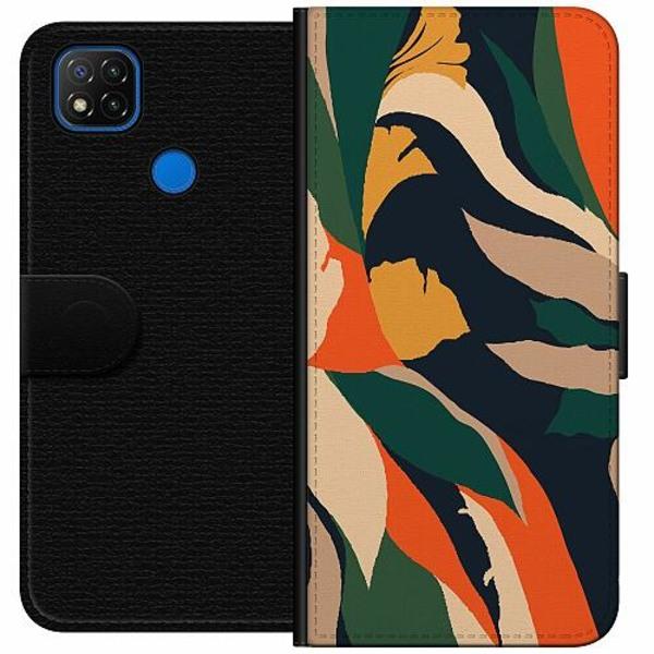 Xiaomi Redmi 9C Wallet Case It's 210