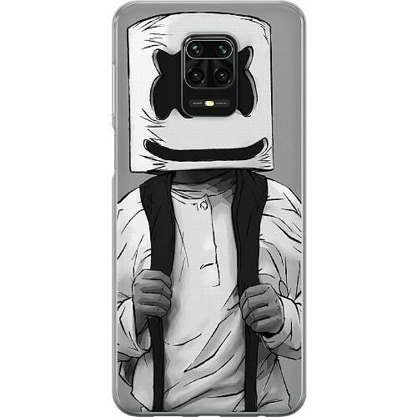 Xiaomi Redmi Note 9 Pro Mjukt skal - Fortnite Marshmello