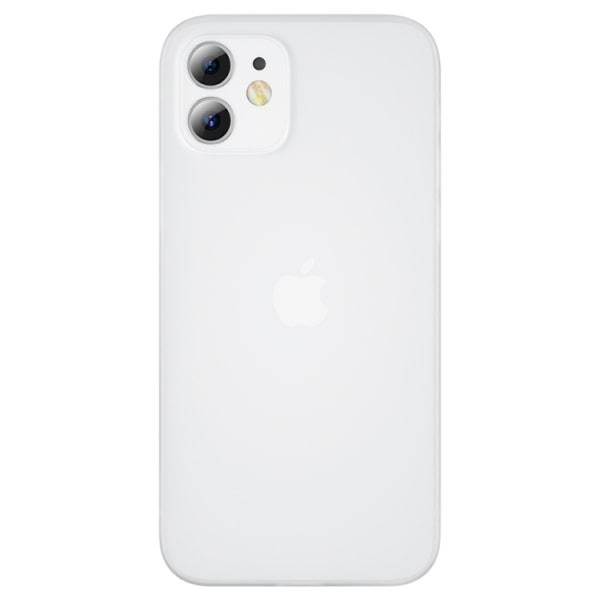 Benks iPhone 12 Tunt Frostat Skal Svart