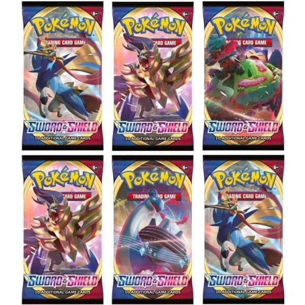 Pokemon Sword & Shield Booster