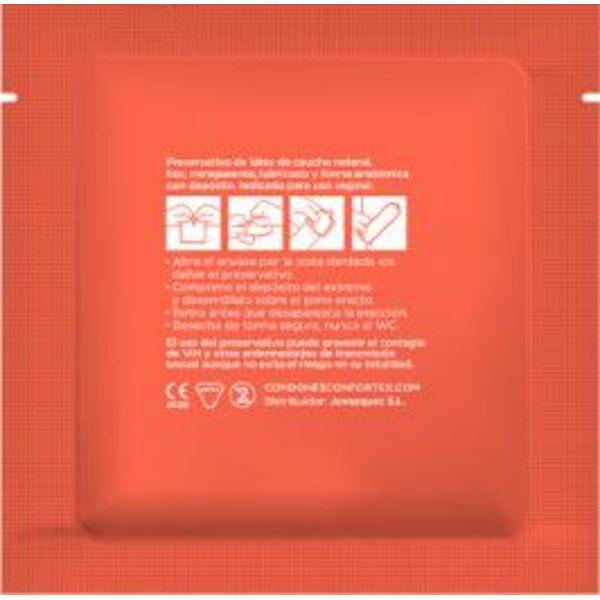 CONFORTEX NATURE Kondom 18-pack Transparent
