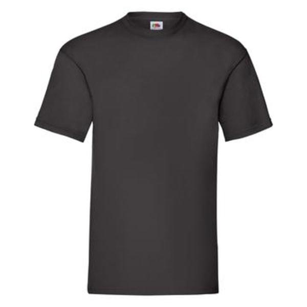 10 pack T-shirt Men Fruit of the Loom Black XL