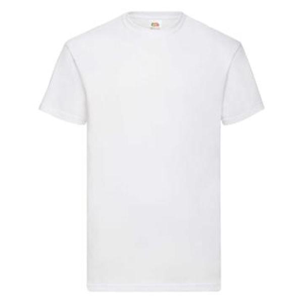 10 pack T-shirt Men Fruit of the Loom White M
