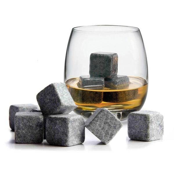 Whiskeystenar - Istärningar 9-pack
