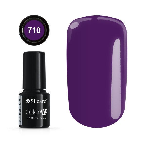 Gellack - Väri IT - Premium - * 710 UV -geeli / LED