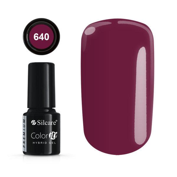 Gellack - Color IT - Premium - * 640 UV gel / LED
