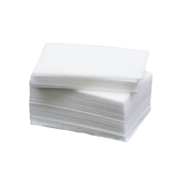 100st luddfria pads,  nail wipes,  nagelpads