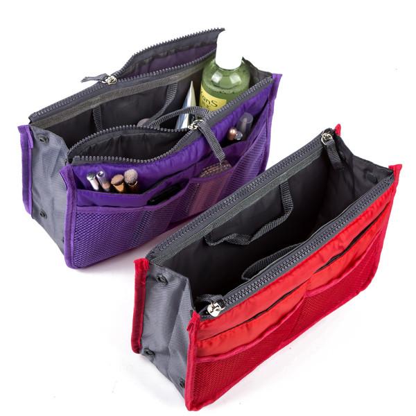 Bag in bag väskinsats necessär Turkos
