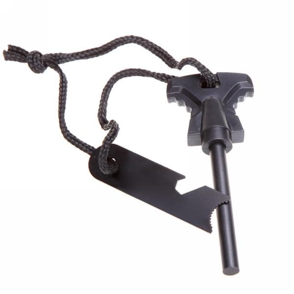 3-pack Tändstål tändare svart