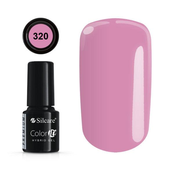 Gellack - Color IT - Premium - * 320 UV gel / LED