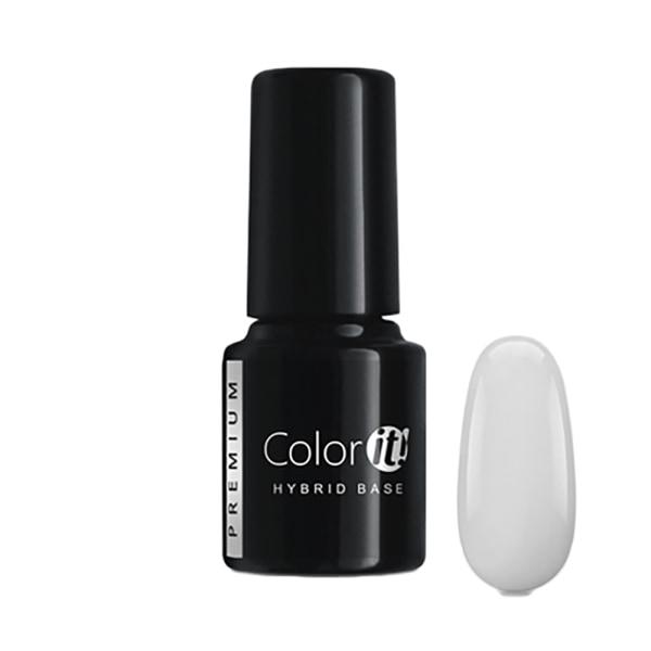 Gellack - Väri IT - Premium - Pohja UV -geeli / LED Transparent