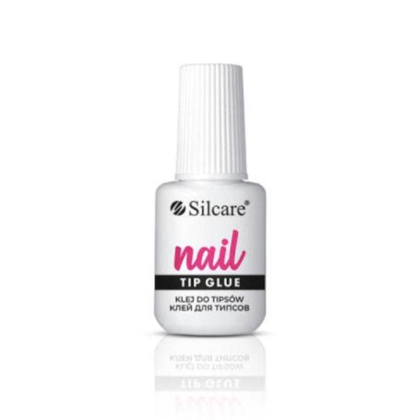 Nagellim med pensel - 7 gram - Silcare