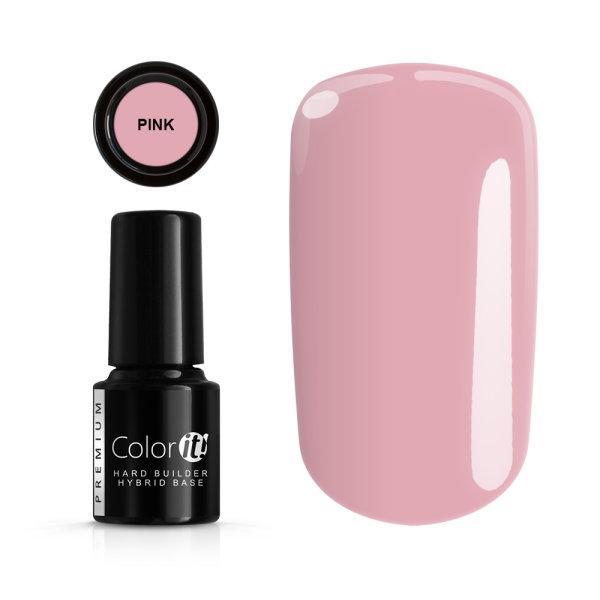 Kova rakennuspohja - Väri IT - Premium - Vaaleanpunainen Pink