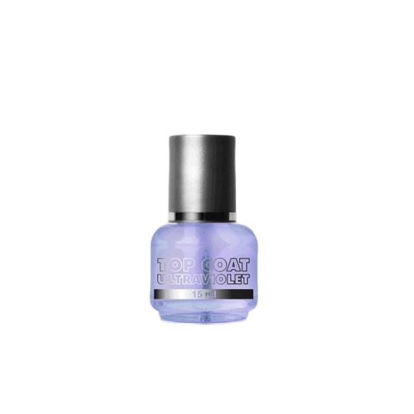Silcare - Topcoat ultraviolet 15 ml