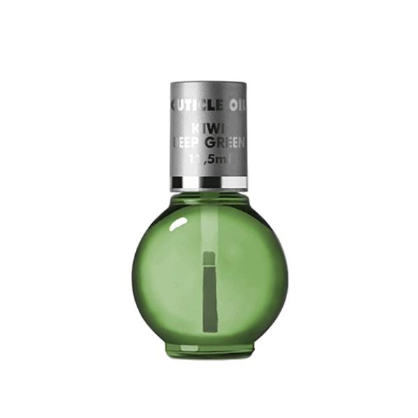 Farvehave - Negleolie - Kiwi dybgrøn 11,5 ml Kiwi deep green
