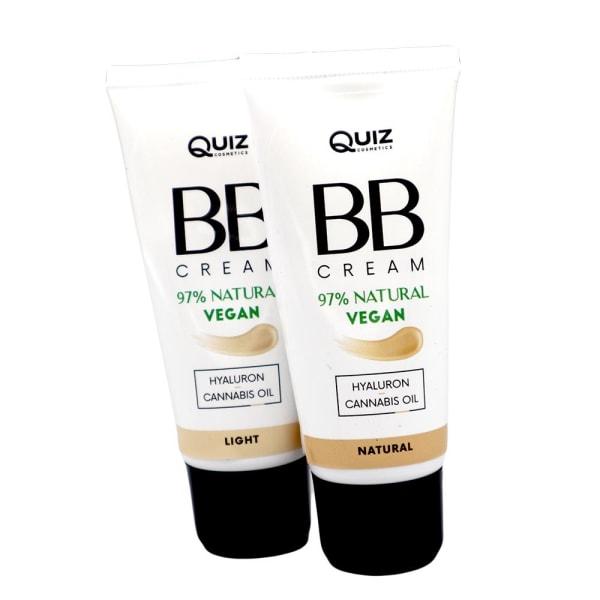 BB cream - Foundation - Quiz Cosmetic Light