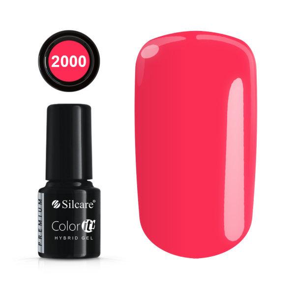 Gellack - Color IT - Premium - * 2000 UV gel / LED