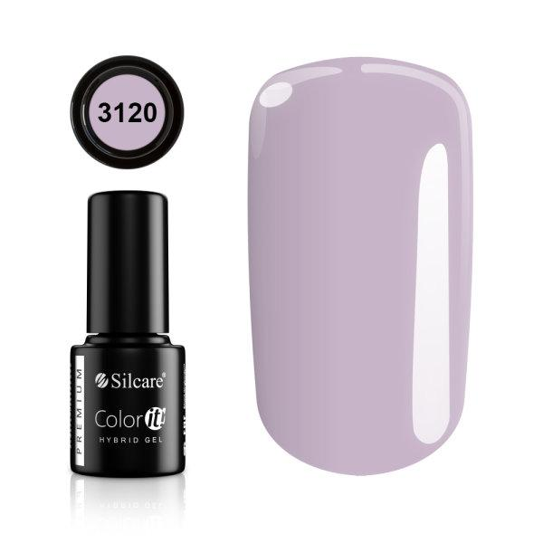 Gellack - Väri IT - Premium - * 3120 UV -geeli / LED Lavender