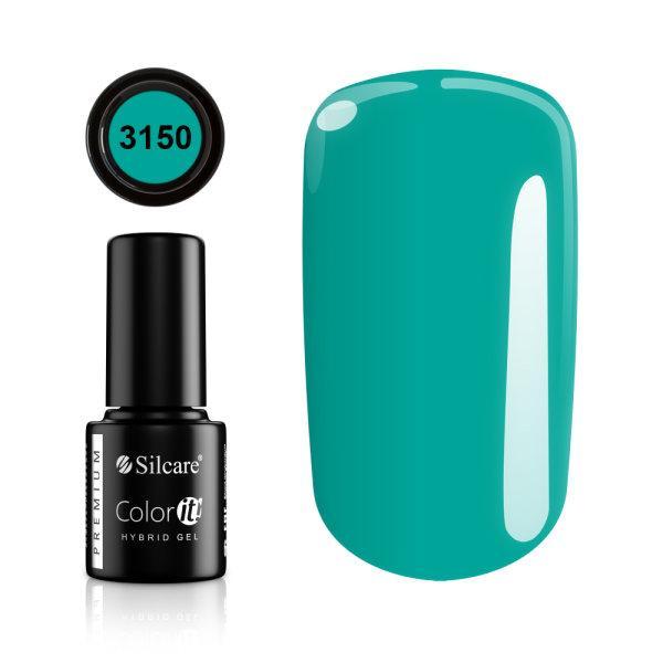 Gellack - Väri IT - Premium - * 3150 UV -geeli / LED Blue