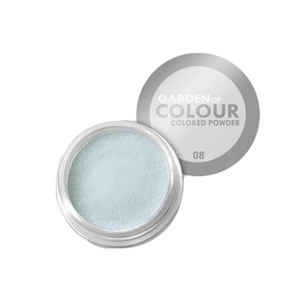 Väripuutarha - Värillinen jauhe - NR 08 4g Akryylijauhe