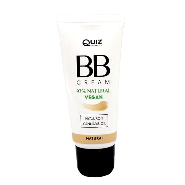 BB cream - Foundation - Quiz Cosmetic Natural