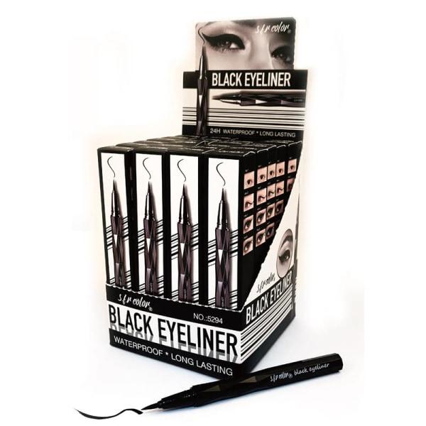 Eyeliner - liquid precision - Svart - Vattenfast Svart