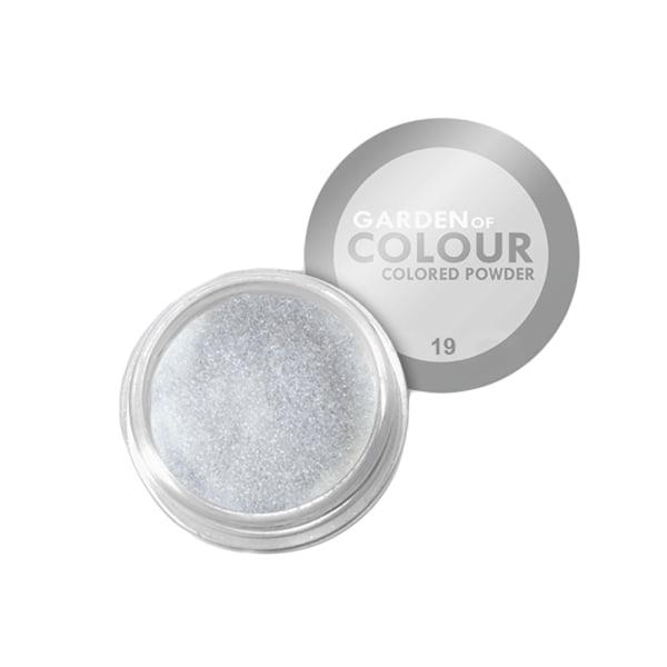 Farvehave - Farvet pulver - NR 19 4g Akrylpulver