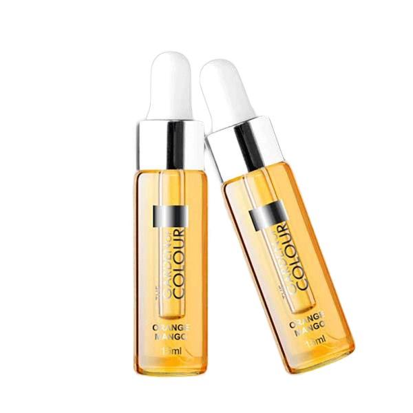 Farvehave - Negleolie - Mango -orange 15 ml