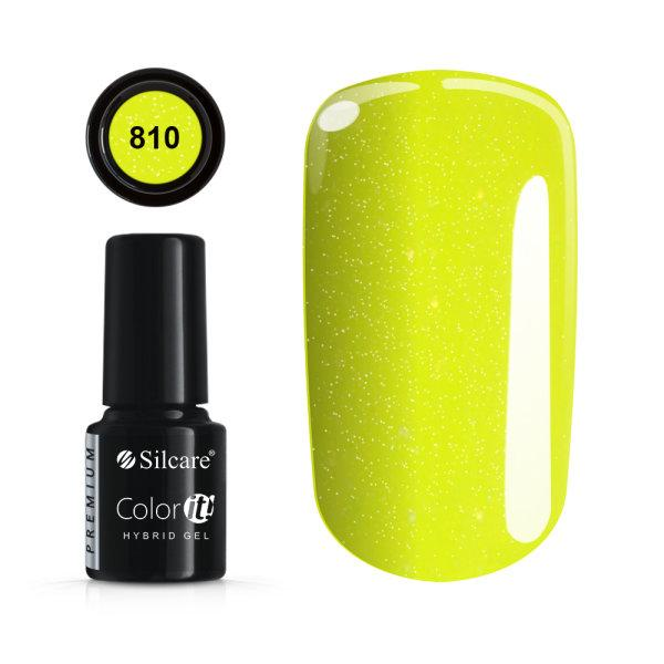 Gellack - Väri IT - Premium - * 810 UV -geeli / LED Yellow