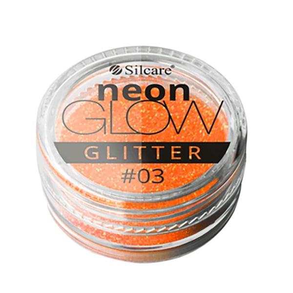Kynsilakka - Neon Glow glitter - 03 3g